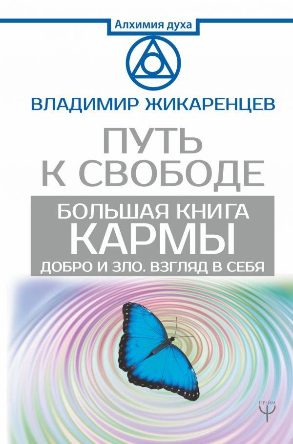 Большая книга Кармы. Путь к свободе. Добро и Зло