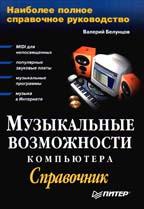 Музыкальные возможности компьютера: справочник