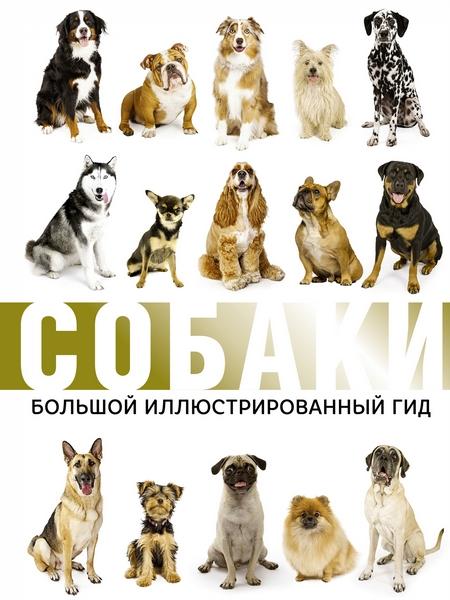 Собаки. Большой иллюстрированный гид