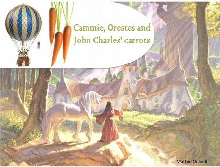 Cammie, Orestes And John Charles` Carrots