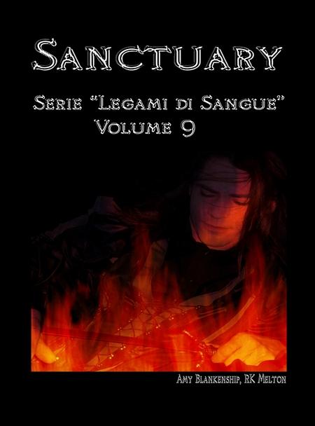"""Sanctuary – Serie """"Legami Di Sangue"""" – Volume 9"""