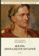 Жизнь двенадцати цезарей: роман