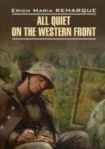 На Западном фронте без перемен (книга д/чтения на английском языке)