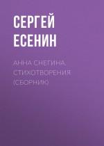 Анна Снегина. Стихотворения (сборник)