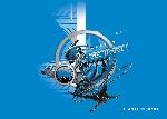 Вселенная DC. Бэтмен. Альбом для рисования (формат А4, офсет 160 гр., 50 страниц, евроспираль, с заданиями)