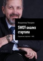 SWOT-анализ стартапа. Стратегия стартапа–№8