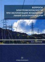 Анатолий Вантеев: Вопросы электробезопасности при эксплуатации воздушных линий электропередачи