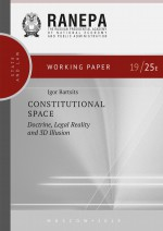 Constitutional Space: Doctrine, Legal Reality and 3D Illusion