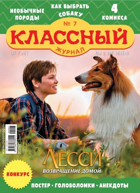 Классный журнал №07/2020