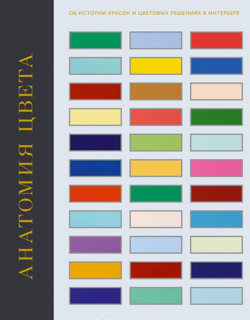 Анатомия цвета. Об истории красок и цветовых решениях в интерьере