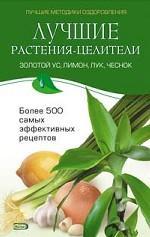 Лучшие растения-целители: Золотой ус, лимон, лук, чеснок