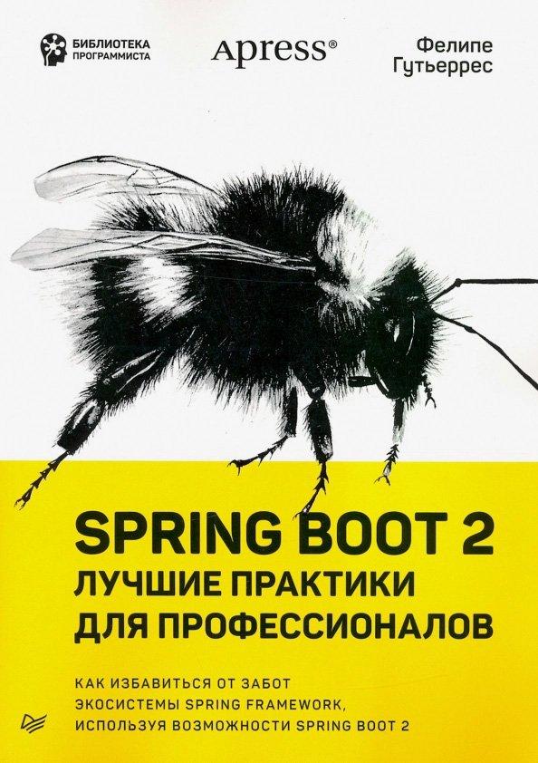 Spring Boot 2. Лучшие практики для профессионалов. Как избавиться от забот экосистемы Spring Framework, используя возможности Spring Boot 2