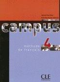 Campus. Methode de francais. 4