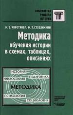 Методика обучения истории в схемах, таблицах, описаниях