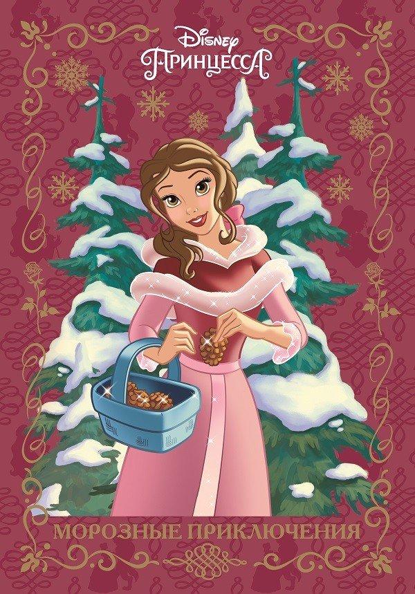 Принцесса Disney. Морозные приключения