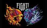 Кардхолдер. Mortal Kombat (в форме книжки, 215х65 мм)
