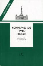 Коммерческое право России. Практикум