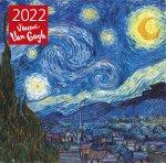 Винсент Ван Гог. Звездная ночь. Календарь настенный на 2022 год (300х300 мм)
