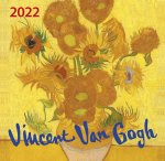 Винсент Ван Гог. Календарь настенный на 2022 год (170х170 мм)