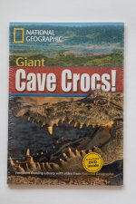 Giant Cave Crocs! + DVD inside