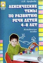 Лексические темы по развитию речи детей 4-8 лет