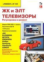 ЖК и ЭЛТ телевизоры. Регулировка и ремонт