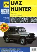 Uaz Hunter Руководство по ремонту в фотографиях
