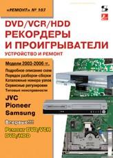 Вып.107. DVD/VCR/HDD-рекордеры и проигрыватели. Устройство и ремонт