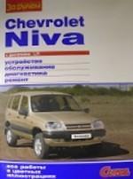Chevrolet Niva с двигателем 1, 7л. Устройство, эксплуатация, обслуживание, ремонт