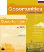 New Opportunities Beginner Students`Book Russian Edition with Mini-Dictionary