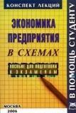 Экономика предприятия: Конспект лекций в схемах