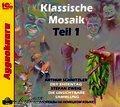 1С:Аудиокниги. Klassische Mosaik. Teil 1 Аудиокнига на немецком языке в исполнении носителей языка. Диск содержит текстовые версии рассказов и их переводы на русский язык