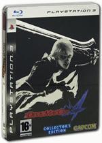 Devil May Cry 4 PS3 (Коллекционное издание)
