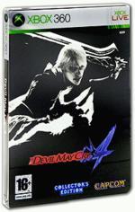 Devil May Cry 4 X360 (Коллекционное издание)