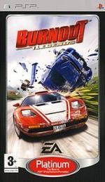 Burnout Legends (Platinum) (PSP)