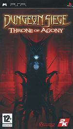Dungeon Siege. Throne of Agony (PSP)