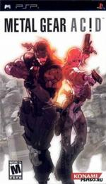 Metal Gear Ac!d (full eng) (PSP) (UMD-case)