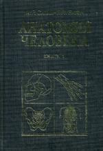 Анатомия человека. В 2 кн. Кн. 1. 7-е изд., перераб. и доп