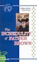 Недоверие отца Брауна. Детективные новеллы. На английском языке