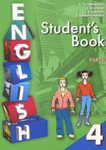 English. Students Book 4. Part 2. Английский язык. 4 класс. В 2 частях. Часть 2