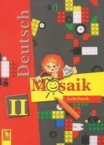 Deutsch Mosaik 2. Lehrbuch. Немецкий язык. Мозаика. 2 класс