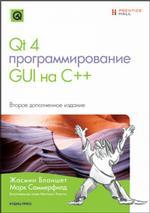 Qt 4: Программирование GUI на С++. 2-е издание (+CD)