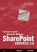Внутреннее устройство Microsoft Windows SharePoint Services 3.0