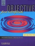 Objective First Certificate: Self-study Student`s Book