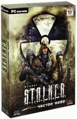 S.T.A.L.K.E.R.: Чистое небо (DVD)