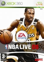 NBA Live 08 (PC-DVD) (DVD-box)
