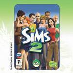 Sims 2 Deluxe (рус.в.) (PC-DVD) (Jewel)
