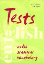 Тесты по английскому языку: грамматика, лексика, аудирование