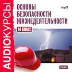 Аудиокурсы. ОБЖ. 10 класс (mp3-CD) (Jewel)