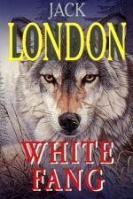 Белый Клык (на английском яз.). Лондон Дж